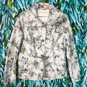 Anthropologie Daughters of the Federation Jacket